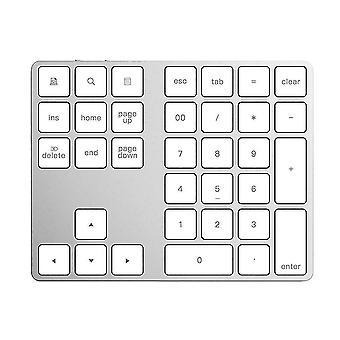 Numerical Keyboard - Silver