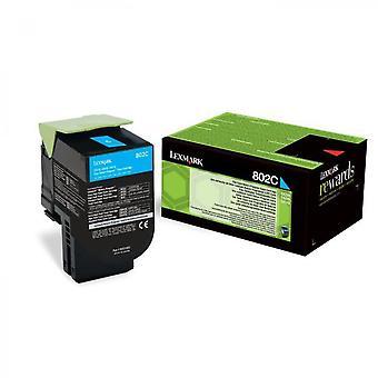Lexmark 802c tonerkassett