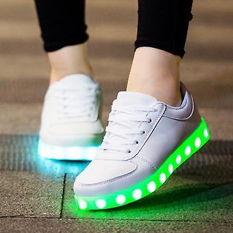 Unisex Womens&mens Luminous Sneakers