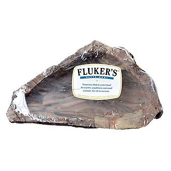 "Flukers Repta-Bowl - Large (9"" Long)"