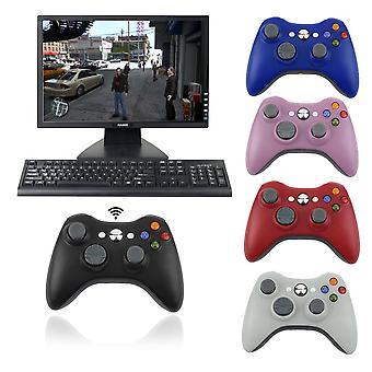5 צבעים אלחוטי Bluetooth שליטה ג'ויסטיק Gamepad Usb תשלום עבור Xbox 360