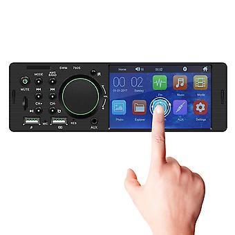4,1 pouces écran tactile voiture Mp5 audio et vidéo