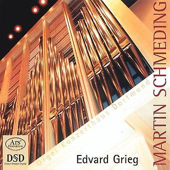 Martin Schmeding - Martin Schmeding Plays Edvard Grieg [SACD] USA import