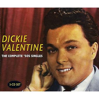 Dickie Valentine - Dickie Valentine: Complete 50's Singles [CD] USA import