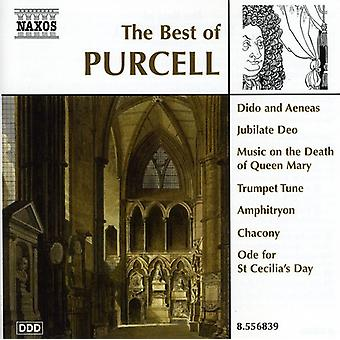 H. Purcell - The Best of Purcell [CD] USA import
