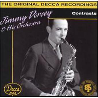 Jimmy Dorsey - Contrasts [CD] USA import