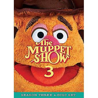 Muppet Show: The Complete Third Season [DVD] USA import