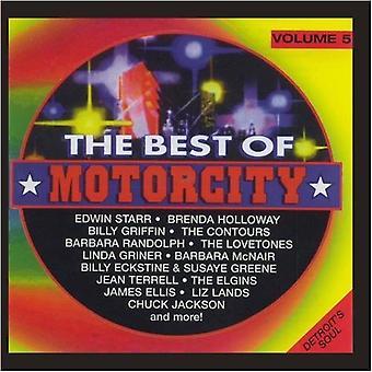 Best of Motorcity - Vol. 5-Best of Motorcity [CD] USA import