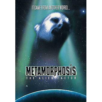 Importação de EUA Factor metamorfose-Alien [DVD]