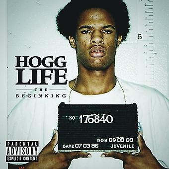 Slim Thug - Hogg Life: The Beginning [CD] USA import