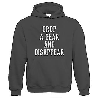 Drop A Gear And Disappear, Hoodie