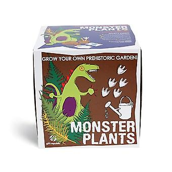 Gift set Republic sow and grow Monster plants