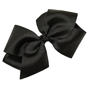 BOOLAVARD 3.5 inch high quality grosgrain ribbon hair bows,children hair accessories,baby hairbows girl hair bows WITH