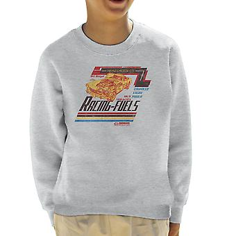 Haynes MG Midget Racing Fuels Distressed Kid's Sweatshirt