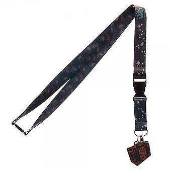 Fantastic Beasts Fantastic Beasts And Where To Find Them Newt Lanyard