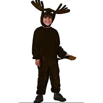 Zwierzęce kostiumy renifer dzieci strój dziecka