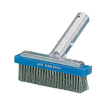 "A&B 5000 6.25"" SS Pool Cleaning Brush"