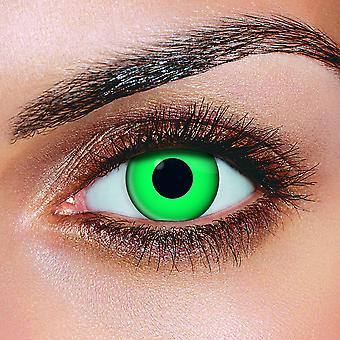 Emerald Green Contact Lenses (Pair)