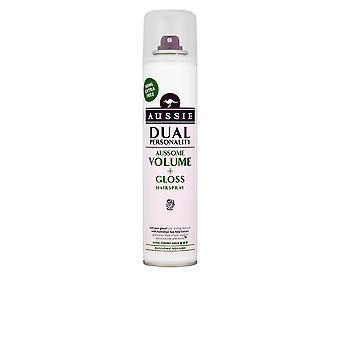 Aussie Aussome volum & Gloss Hairspray 250 ml unisex