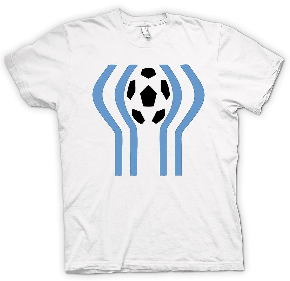 574ccba47fe Mens T-shirt - Argentina World Cup 78 Soccer