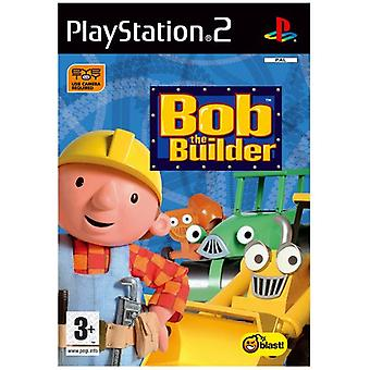 Bob the Builder (PS2) - New Factory Sealed