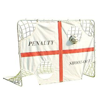 Penalty Shoot Out / voetbal Goal Posts - 2-In-1
