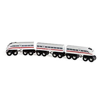 BRIO High Speed Train 33748 Wooden Railway Train with Sound