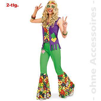 Hippie 60 'er kostume flower power kvinders blomst barn kvinders kostume