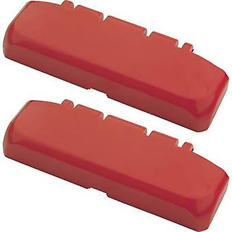 Bopla Bocube 96310100 Hinge Polycarbonate (PC) Fire red 2 pc(s)