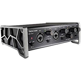 2-kanałowy przedwzmacniacz mikrofonu Tascam US - 2 x 2