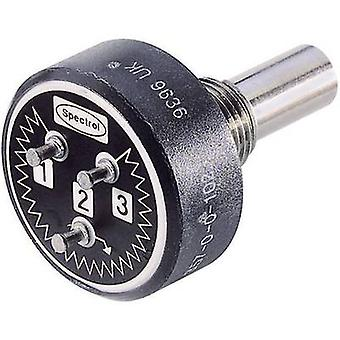 Vishay 357B0102MXB251S22 Conductive Plastic Potentiometer, 1 W, 360?