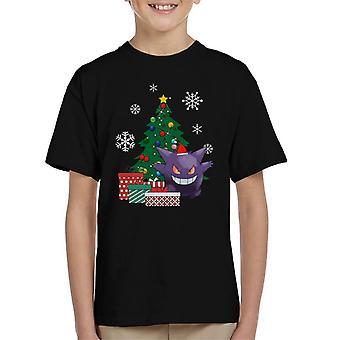 Nidoqueen autour T-Shirt de l'arbre de Noël enfant
