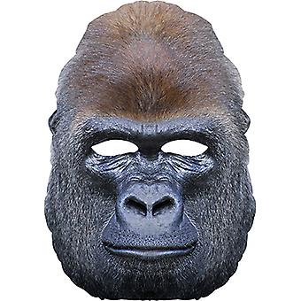 Gorille animaux visage animaux Masque Halloween Carnaval