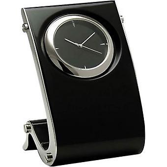Orton West glans Finish bølge Design ur - sort