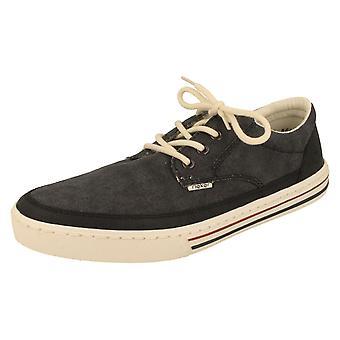 Rieker Casual masculino sapatos 19574