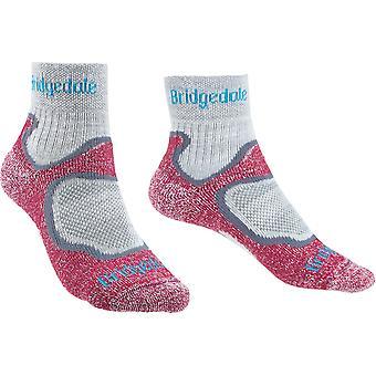 Bridgedale Womens Trail Sport Light Merino Cool Hiking Socks