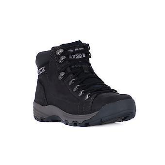Cat supersede black boots/booties