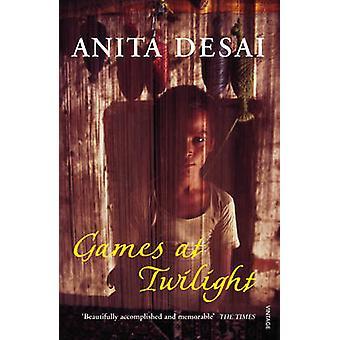 Spiele in der Dämmerung- und andere Geschichten von Anita Desai - 9780099428534 B
