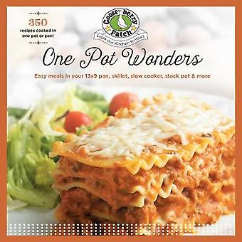 One Pot Wonders by One Pot Wonders - 9781620932902 Book