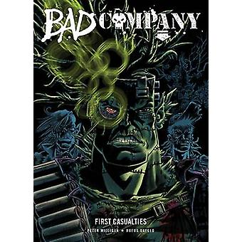 Bad Company - första offer av Peter Milligan - Rufus Dayglo - 9781