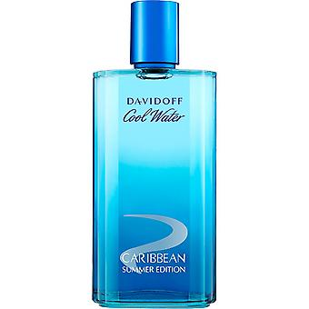 Davidoff Cool Water Caribbean Summer Edition Edt 125ml