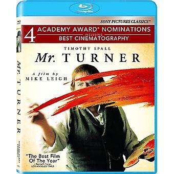 Mr. Turner [BLU-RAY] USA importerer
