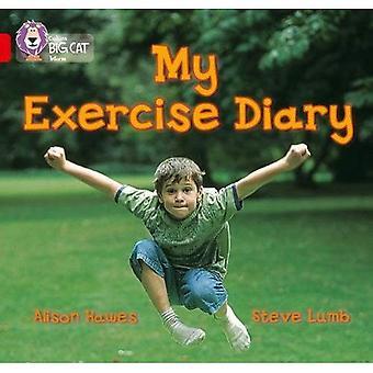 Il mio diario di allenamento: Band 02b/Red B (Collins Big Cat)
