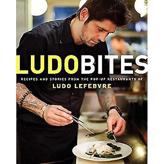 Ludobites: Recept och berättelser från Pop-Up restaurangerna i FIA Lefebvre