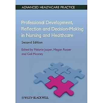 Desenvolvimento profissional, de reflexão e de tomada de decisão em enfermagem e saúde: notas Vital (avançado de cuidados de saúde...
