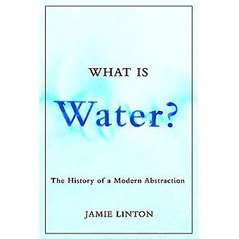 Vad är vatten?: historien av en Modern abstraktion