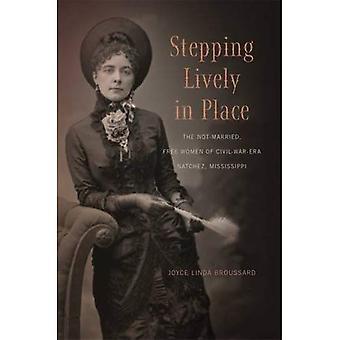 Pisando animada no lugar: os não-casados, livre de mulheres de civis da guerra-Era Natchez, Mississippi