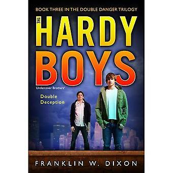 Dubbelrum bedrägeri (Hardy Boys: Undercover bröder (Aladdin))
