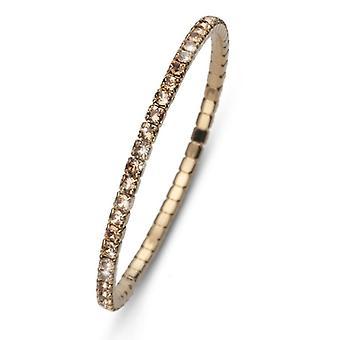 Oliver Weber Bracelet Dance Gold Crystal