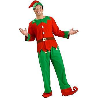 Easy Elf Adult Costume